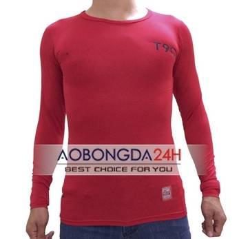 Áo lót dài tay Body nam T90 màu đỏ