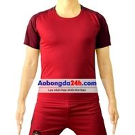 Áo không Logo Bồ Đào Nha đỏ sân nhà