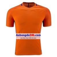 Áo bóng đá không Logo Hà Lan sân nhà