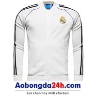 Áo khoác thể thao nam Real Madrid 2018 (Mẫu 03)