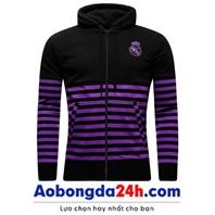 Áo khoác thể thao Real Madrid 2018 (Mẫu 01)