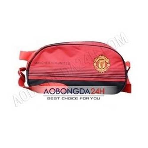 Túi xách bóng đá Manchester United màu đỏ