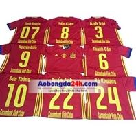 Mẫu in áo bóng đá số 31