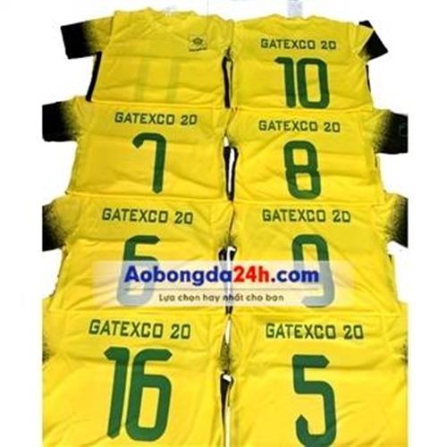 Mẫu in áo bóng đá số 34