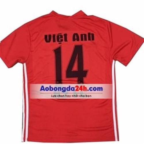 Mẫu in áo bóng đá số 117