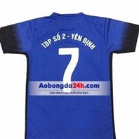 Mẫu in áo bóng đá số 120