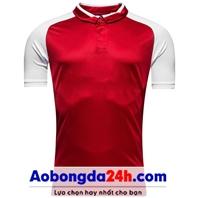 Áo không logo Arsenal 2018 màu đỏ sân nhà