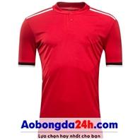 Áo không logo Manchester United 2018 đỏ sân nhà