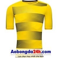 Áo bóng đá không logo Dortmund 2018 vàng sân nhà