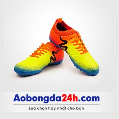 Giày bóng đá Mitre 161130 màu vàng