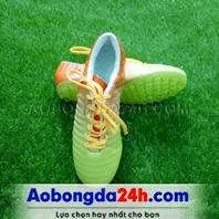 Giày bóng đá Diablo màu Cam Chuối