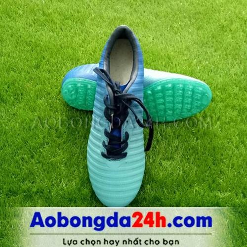 Giày Đá banh Diablo xanh ngọc