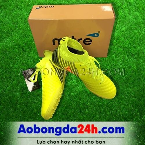 Giày đá bóng Mitre 170434 màu vàng