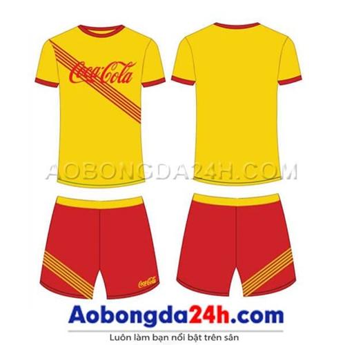Mẫu áo bóng đá tự thiết kế mẫu 12