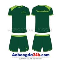 Mẫu áo bóng đá tự thiết kế mẫu 16