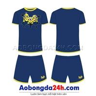 Mẫu áo bóng đá tự thiết kế mẫu 18