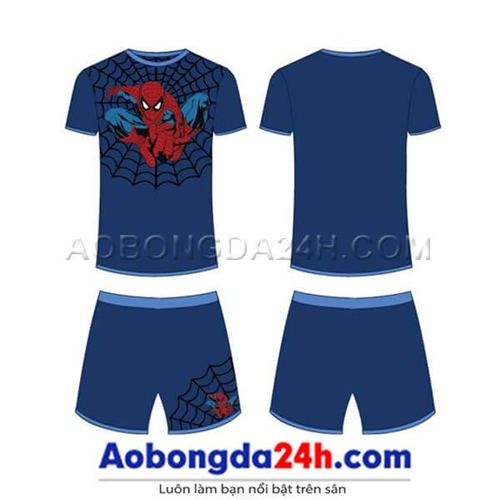 Mẫu áo bóng đá tự thiết kế mẫu 19
