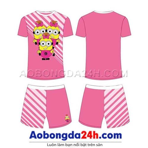 Mẫu áo bóng đá tự thiết kế mẫu 21