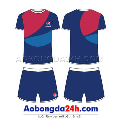 Mẫu áo bóng đá tự thiết kế mẫu 22
