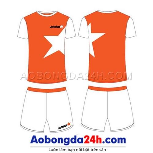 Mẫu áo bóng đá tự thiết kế mẫu 24