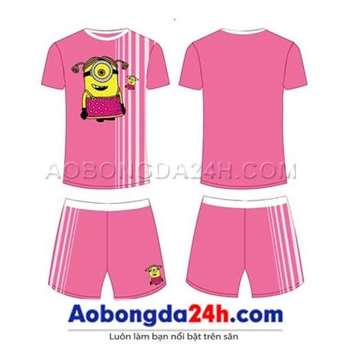 Mẫu áo bóng đá tự thiết kế mẫu 28