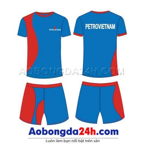 Mẫu áo bóng đá tự thiết kế mẫu 30