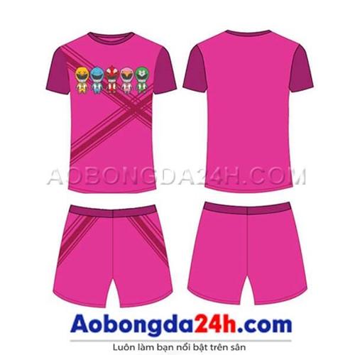 Mẫu áo bóng đá tự thiết kế mẫu 31