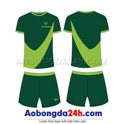 Mẫu áo bóng đá tự thiết kế mẫu 32