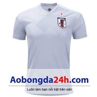 Áo đội tuyển Nhật Bản World Cup 2018/2019 sân khách