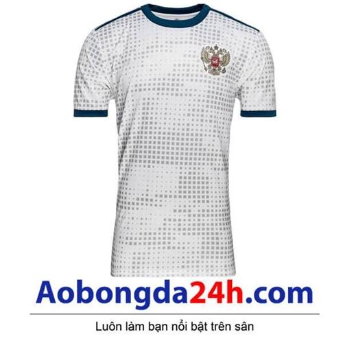Áo đấu đội tuyển Nga sân khách