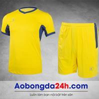 Áo không logo Aither mẫu 13 màu vàng