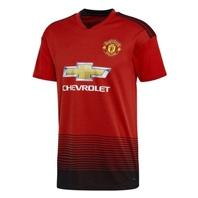 Áo bóng đá Manchester United 2018/19 sân nhà - màu đỏ
