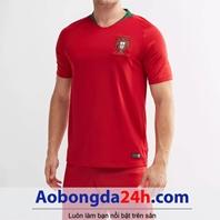 Áo đấu Bồ Đào Nha 2018 sân nhà đỏ