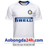 Áo đấu Inter Milan 2018-2019 sân khách trắng