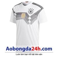 Áo Đức trắng mùa giải 2018 - 2019 sân nhà