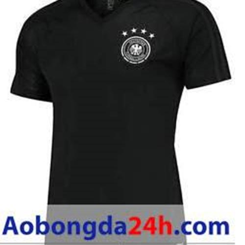 Áo thủ môn Đức Euro 2016 màu đen