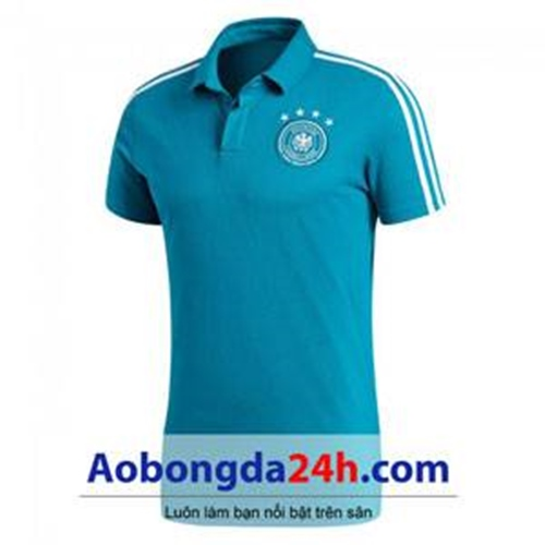 Áo đội tuyển đức màu xanh
