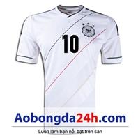 Áo số 10 đội tuyển Đức