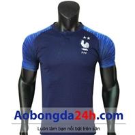 Áo bóng đá Pháp 2 sao mẫu mới 2018 - 2019