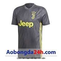 Áo bóng đá Juventus 2018-2019 sân khách mẫu 2