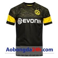 Áo đấu Dortmund 2018-2019 sân khách màu đen