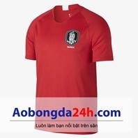 Áo đội tuyển Hàn Quốc World Cup 2018 - 2019 sân nhà màu đỏ
