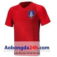 Áo bóng đá đội tuyển Hàn Quốc 2016-2017 đỏ
