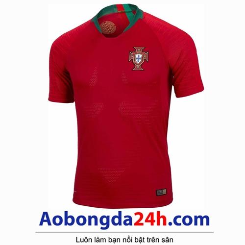 Áo đấu Bồ Đào Nha 2018-2019 màu đỏ
