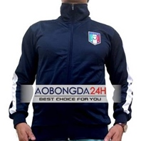 Áo Khoác thể thao Ý 2014-2015 Xanh lam (Mẫu 4)