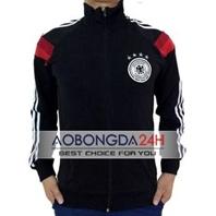 Áo khoác bóng đá Đức 2014-2015 Đen (Mẫu 1)