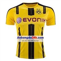 Áo bóng đá Dortmund 2016-2017 sân nhà màu vàng