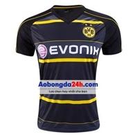 Áo thi đấu CLB Dortmund 2016-2017 sân khách đen