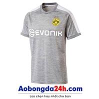 Áo Dortmund 2017-2018 mẫu thứ 3 màu xám