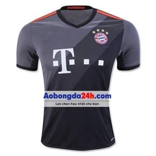 Áo CLB Bayern Munich 2016-2017 sân khách xám